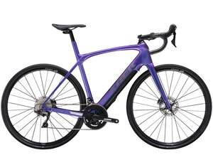 Trek Domane+ LT 62 Gloss Purple Flip
