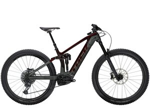 Trek Rail 9.9 XL Carbon Red Smoke/Lithium Grey