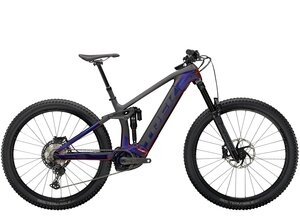 Trek Rail 9.8 XT S Gloss Purple Phaze/Matte Raw Carbon