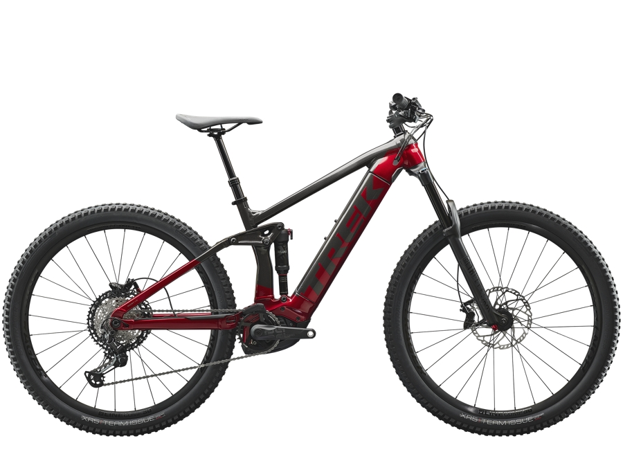 Trek Rail 7 M Dnister Black/Rage Red