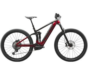 Trek Rail 7 XL Dnister Black/Rage Red