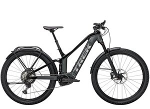 Trek Powerfly FS 9 Equipped XS (27.5  wheel) Lithium Grey/Trek Black