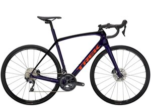 Trek Domane SL 6 62 Purple Abyss/Trek Black