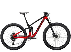 Trek Fuel EX 7 NX XXL (29  wheel) Trek Black/Radioactive Red