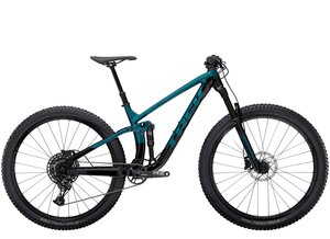 Trek Fuel EX 7 NX S (29  wheel) Dark Aquatic/Trek Black