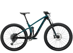 Trek Fuel EX 8 GX S (29  wheel) Dark Aquatic/Trek Black