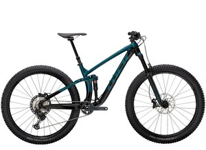 Trek Fuel EX 8 XT S (29  wheel) Dark Aquatic/Trek Black