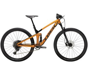 Trek Top Fuel 7 SX S Factory Orange/Trek Black