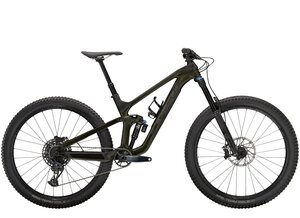 Trek Slash 9.7 S (29  wheel) Black Olive/Carbon Smoke