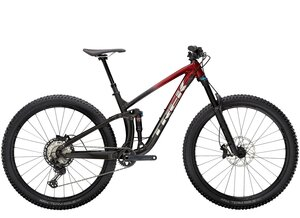 Trek Fuel EX 8 XT XXL (29  wheel) Rage Red to Dnister Black Fade