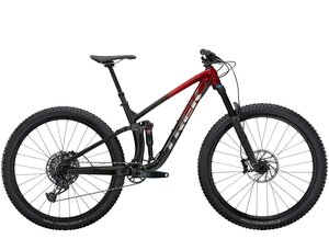 Trek Fuel EX 8 GX ML (29  wheel) Rage Red to Dnister Black Fade