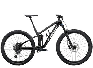 Trek Fuel EX 9.7 L (29  wheel) Matte Raw Carbon/Gloss Trek Black