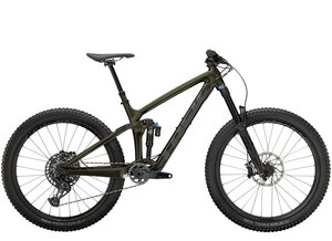 Trek Remedy 9.8 S Gloss Black Olive/Matte Dnister Black