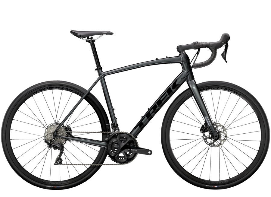 Trek Domane AL 5 Disc 54 Lithium Grey/Trek Black