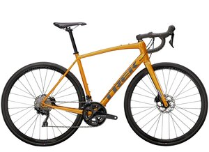 Trek Domane AL 5 Disc 56 Factory Orange/Lithium Grey