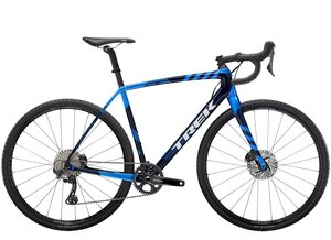 Trek Boone 6 Disc 58 Carbon Blue Smoke/Metallic Blue