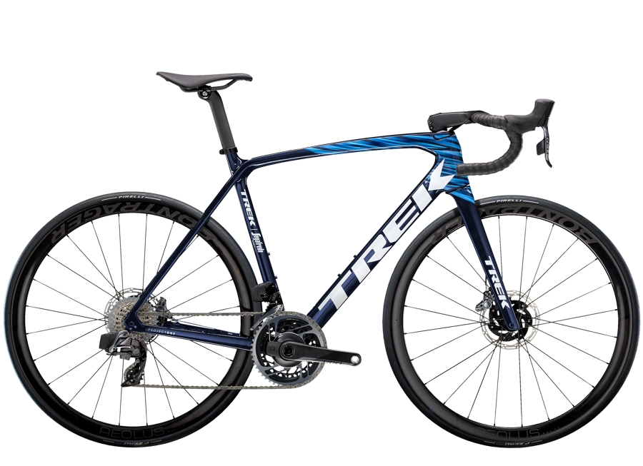 Trek Émonda SLR 9 eTap 52 Navy Carbon Smoke/Blue