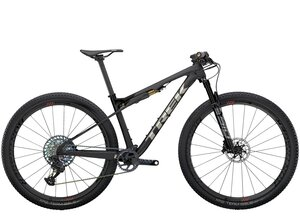 Trek Supercaliber 9.9 XX1 S Matte Raw Carbon/Gloss Trek Black