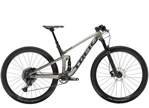 Trek Top Fuel 9.7 XL Metallic Gunmetal/Dnister Black