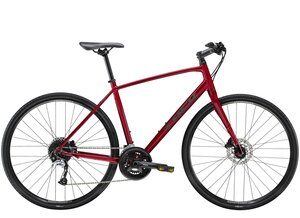 Trek FX 3 Disc S Rage Red